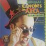Carlos Navas Cd Algumas Canções Da Arca Vinicius Moraes A1