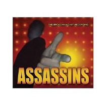 Cd Assassins (2004 Broadway Revival Cast) By Stephen Sondhei