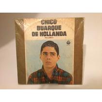 Chico Buarque De Holanda - Lp - Vol 3