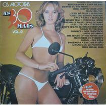 Os Motocas - Lp As 30 Mais - Vol. 9 - Miriam Rios - 1978 C/p