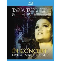 Tarja In Concert: Live At Sibelius Hall Blu Ray+cd