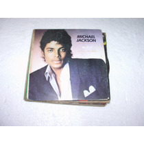 Compacto Michael Jackson,1982 Beat It, Get On The Floor