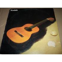Lp Kodak Sucessos 1990 Elis, Tom, Gal, Caetano, Elba + Chico