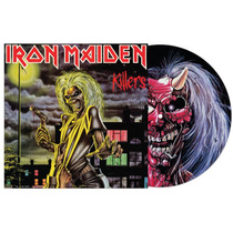 Iron Maiden-killers Pic Disc Vinil[limited Edition]