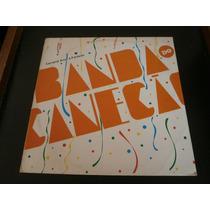 Lp Banda Do Canecão - Carnaval Amor E Fantasia, Vinil 1975