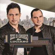 Cd Zezé Di Camargo & Luciano Teorias (2013) Lacrado Original