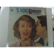 Disco Vinil Lp Ray Conniff ´s Voice Lindoooooooooooooooooooo