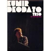 Dvd Eumir Deodato Trio - Ao Vivo No Rio