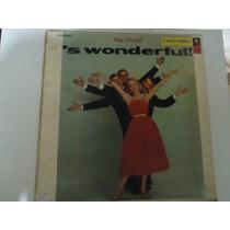 Disco Vinil Lp Ray Conniff ´s Wolderful Lindoooooooooooooooo