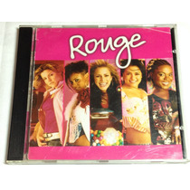 Cd Rouge Popstar 1ªdisco Pop Ragatanga Original Raro Sucesso