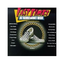 Cd Fast Times At Ridgemont High: Music From The Motion Pictu