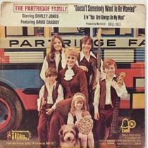 Compacto Vinil 45 The Partridge Family -familia Do -re-mi