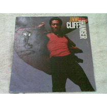 Vinil Lp Jimmy Cliff = Cliff Hanger 1985