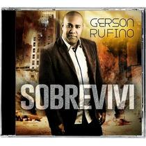 Cd Gerson Rufino - Sobrevivi.