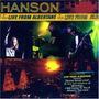 Cd De Musica Hanson Live From Albertane Original Usado