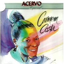Cd / Carmen Costa = Acervo Especial - 14 Sucessos