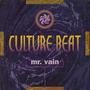 Cd De Musica Culture Beat - Mr Vain Original Usado