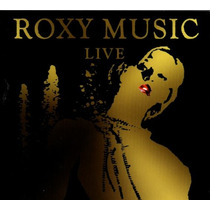 Roxy Music - Live - Duplo - Digipack - Lacrado