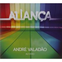 Cd Aliança Ao Vivo - André Valadão (original E Lacrado)
