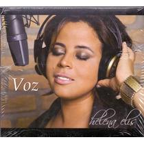Cd Helena Elis - Voz - Novo***