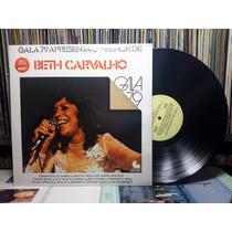 Beth Carvalho Disco Vinil Lp Gala 79 - 1979 Samba Pagode Aj