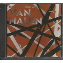 Cd Duplo Van Halen The Best Of Both Worlds