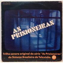 Compacto Vinil As Prisioneiras - Trilha Sonora Da Série -