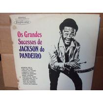 Lp Os Grandes Sucessos De Jackson Do Pandeiro 1975