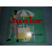 Junior - Mama Used To Say Compacto Vinil