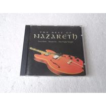 Cd - Nazareth - The Best Of - Original Nacional !!!