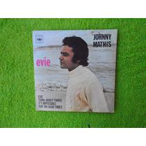 Lp Compacto Johnny Mathis P/1971 Evie
