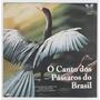 Cd O Canto Dos Pássaros Do Brasil - Pica Pau - Tico - Tico