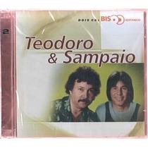 Cd Teodoro & Sampaio - Bis Sertanejo (novo/lacrado)