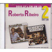 Roberto Ribeiro - Cd Arrasta Povo / Roberto Ribeiro