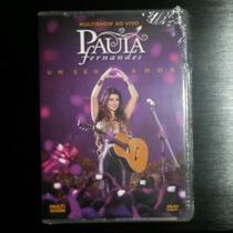 Dvd Paula Fernandes Um Ser Amor - Multishow Ao Vivo