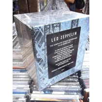 Led Zeppelin Complete Studio Recordings Box 10 Cd´s Importad