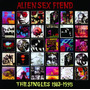 Cd Alien Sex Fiend - The Singles 1983-1995 [made In Usa]