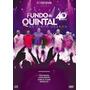 Fundo De Quintal - 40 Anos No Circo Voador - Kit (cd+dvd)