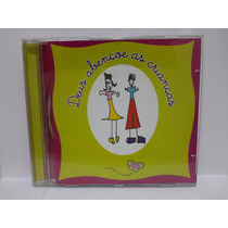 Cd Deus Abençoe As Crianças - Música Evangélica 7c