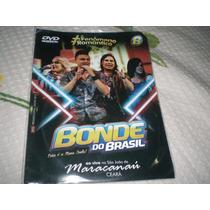 Dvd Bonde Do Brasil(ao Vivo Emmaracanaú-ce)novo- Promo