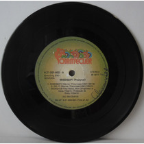 Compacto Vinil Pussycat - Mississipi - 1977 - Chantecler