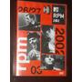 Dvd Rpm Mtv Ao Vivo 2002 - Paulo Ricardo