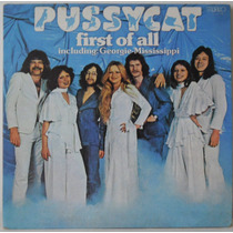 Compacto Vinil Pussycat - First Of All - 1977 - Chantecler (