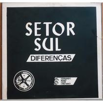 Vinil Lp Split: Setor Sul E Acesso Secundário Bandas Gaúchas