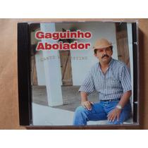 Gaguinho Aboiador- Cd Canto Nordestino- 2002 Original Zerado