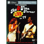 Ike & Tina Turner - Live In 71 Dvd + Cd Original Lacrado
