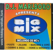 Cd-d.j.marlboro Apresenta-big Mix