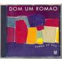 Cd Dom Um Romão - Samba De Rua
