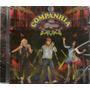 Cd Companhia Do Calypso Cd Do Dvd Vol.4 Original + Frete Grá