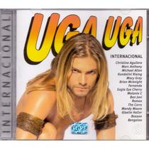 Cd Uga Uga - Trilha Sonora Internacional - Novo***